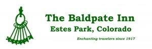 The Baldpate Inn Logo